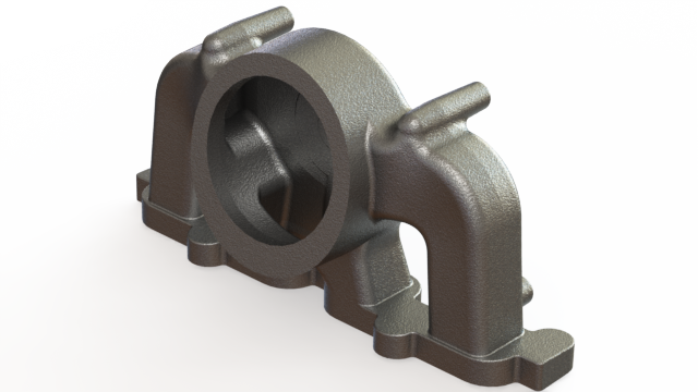 Reverse Engineer Exhaust Manifold
