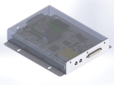 Sheet metal Enclosure for Electronic PCB
