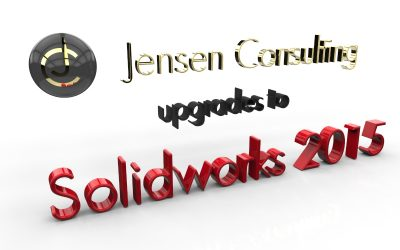 CAD Services upgrades to Solidworks 2015