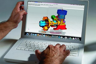 The uses and benefits of 3D scanning to reverse engineer parts