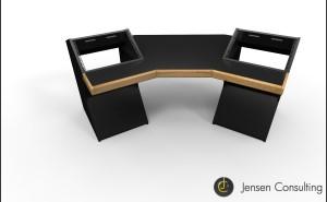 DJ Desk Visual