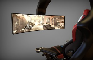 Gaming Chair Visualization