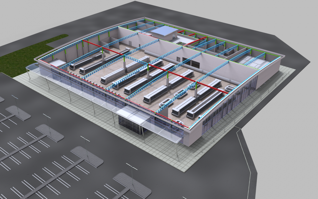 How BIM can benefit facilities managers