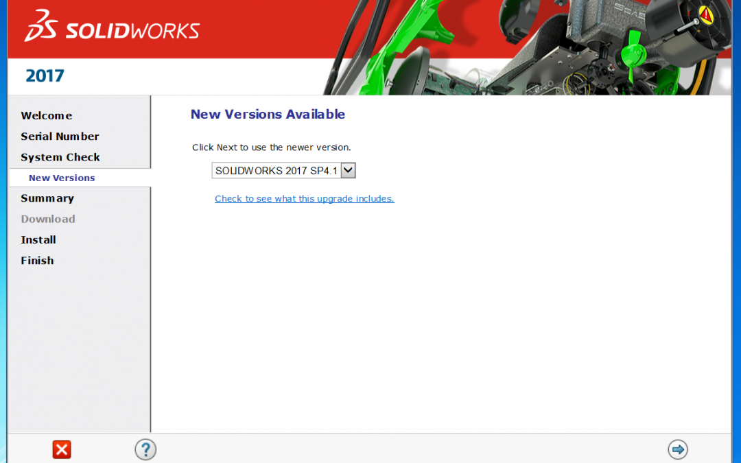 Solidworks upgrade pitfalls – and how to avoid them!