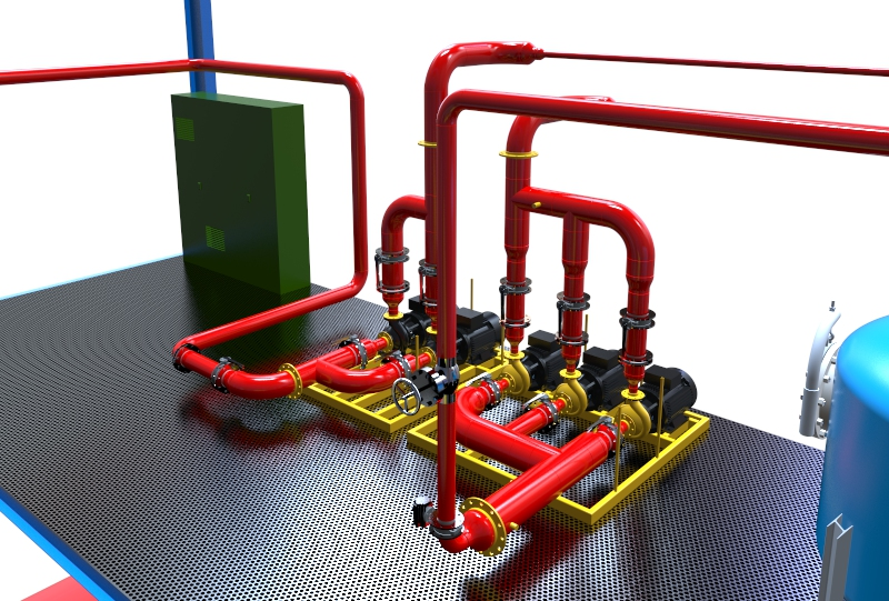 Process & Plant Pipe Drawings