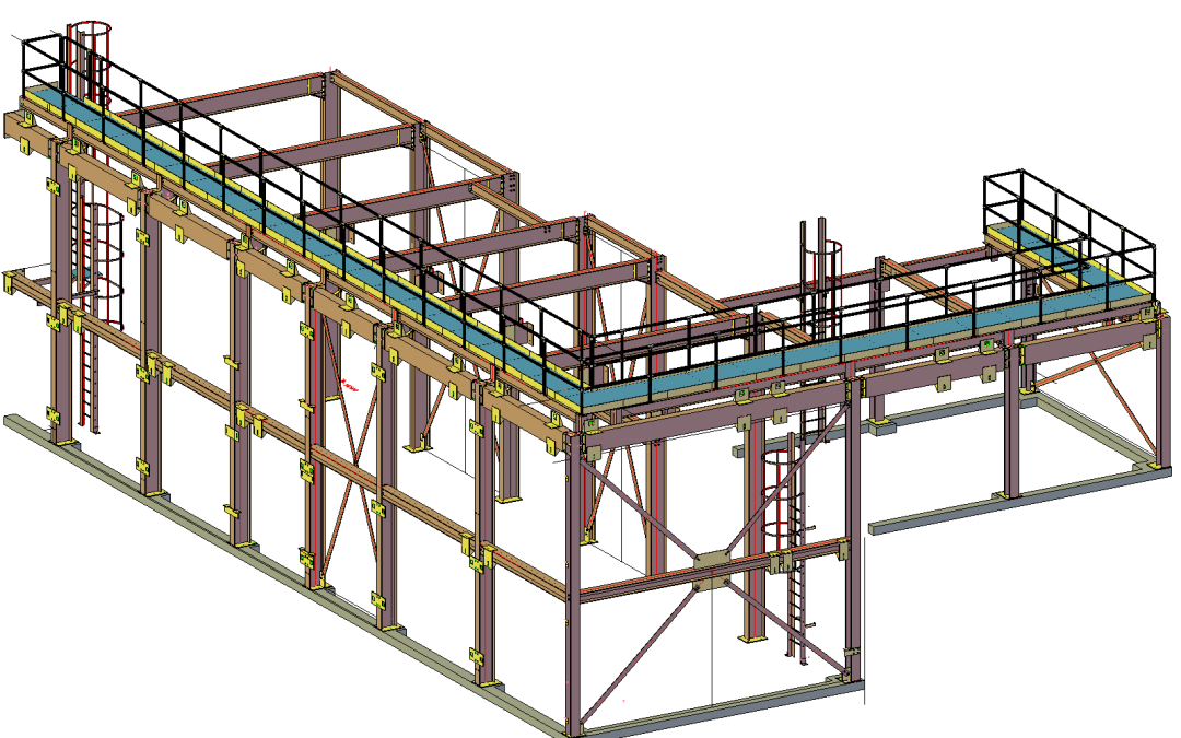 Steel Detailing Company – Structural Steel Drafting Services