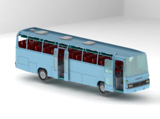Scale Model Design – 3D CAD Modelling
