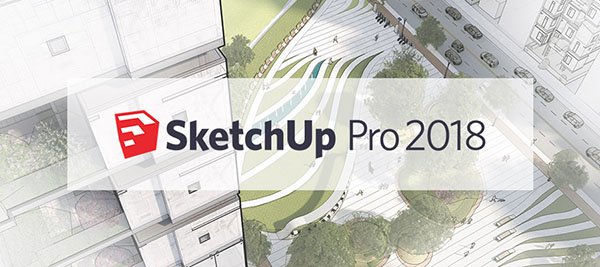 SketchUp is ideal for transfers from 2D to 3D