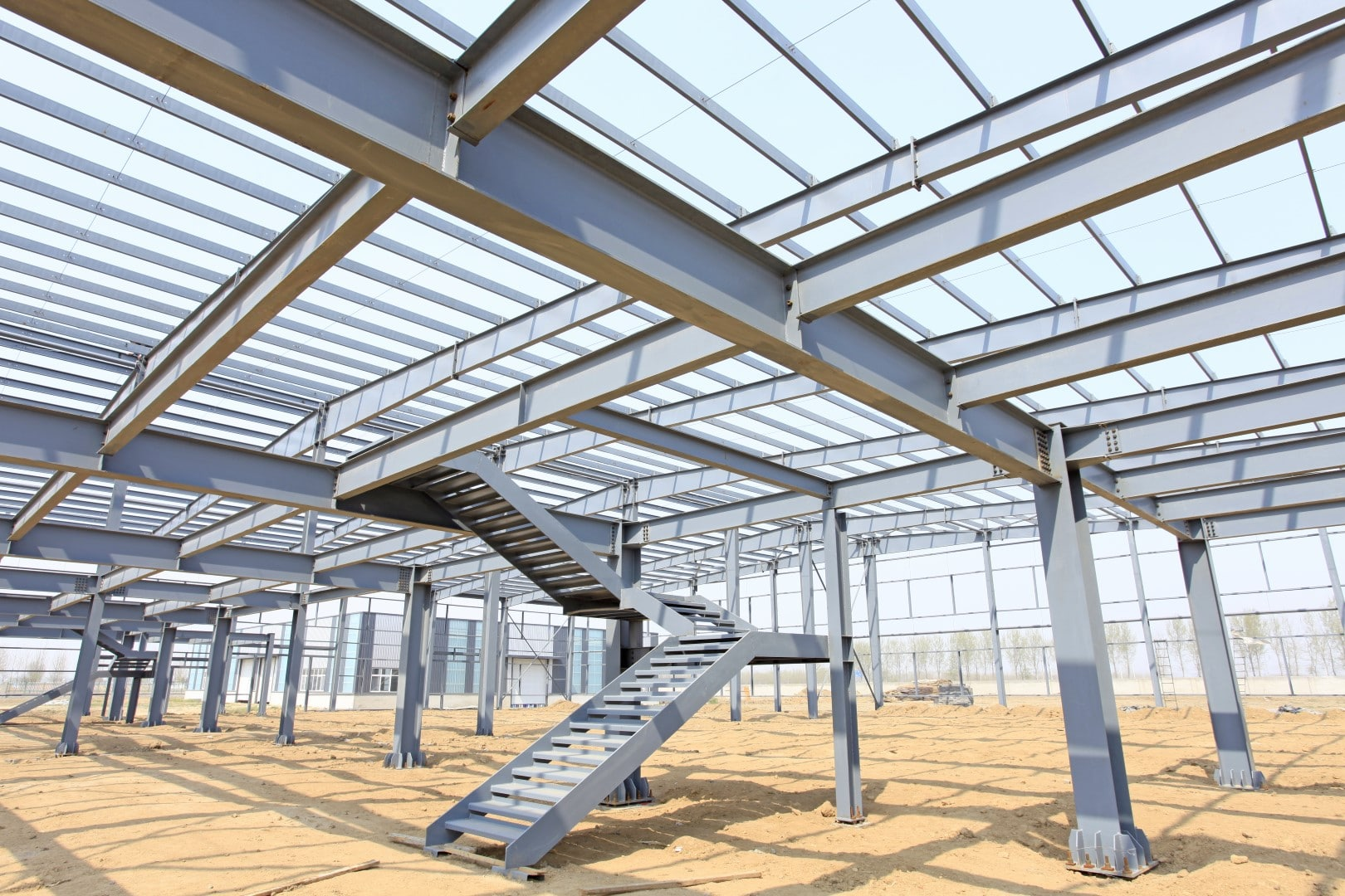 Steel Detailing Services | Structural & Architectural Steel