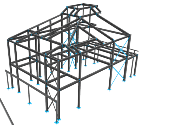 Advance Steel Archives   Jensen Consulting   CAD Services  