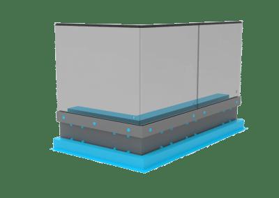 Steel detailing- Balconies