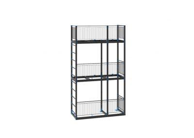 Steel Detailing-Staircase & Ladders