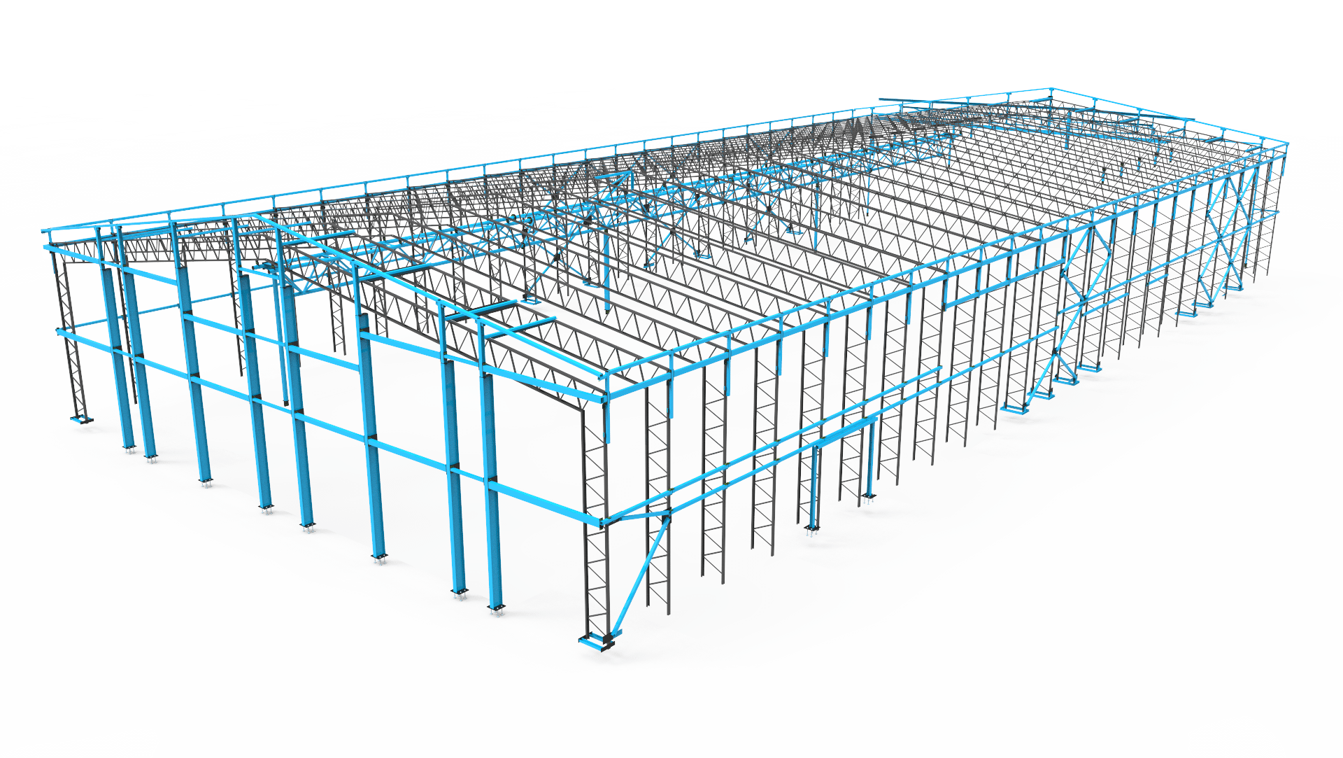 Structural Steel Drafting | Fabrication Drawings | Steel