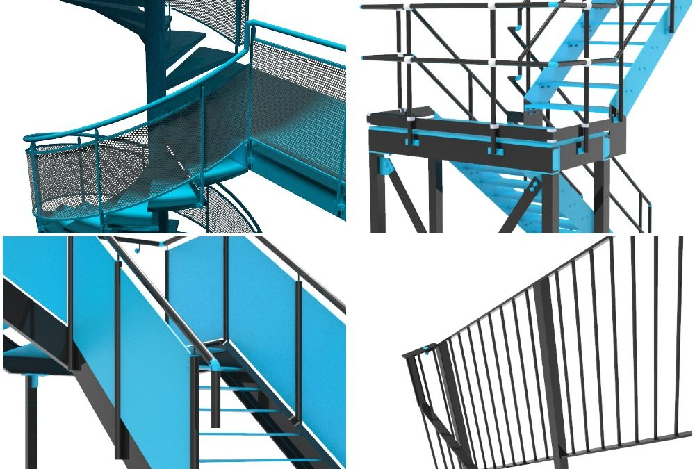 The importance & uses of steel detailing in construction