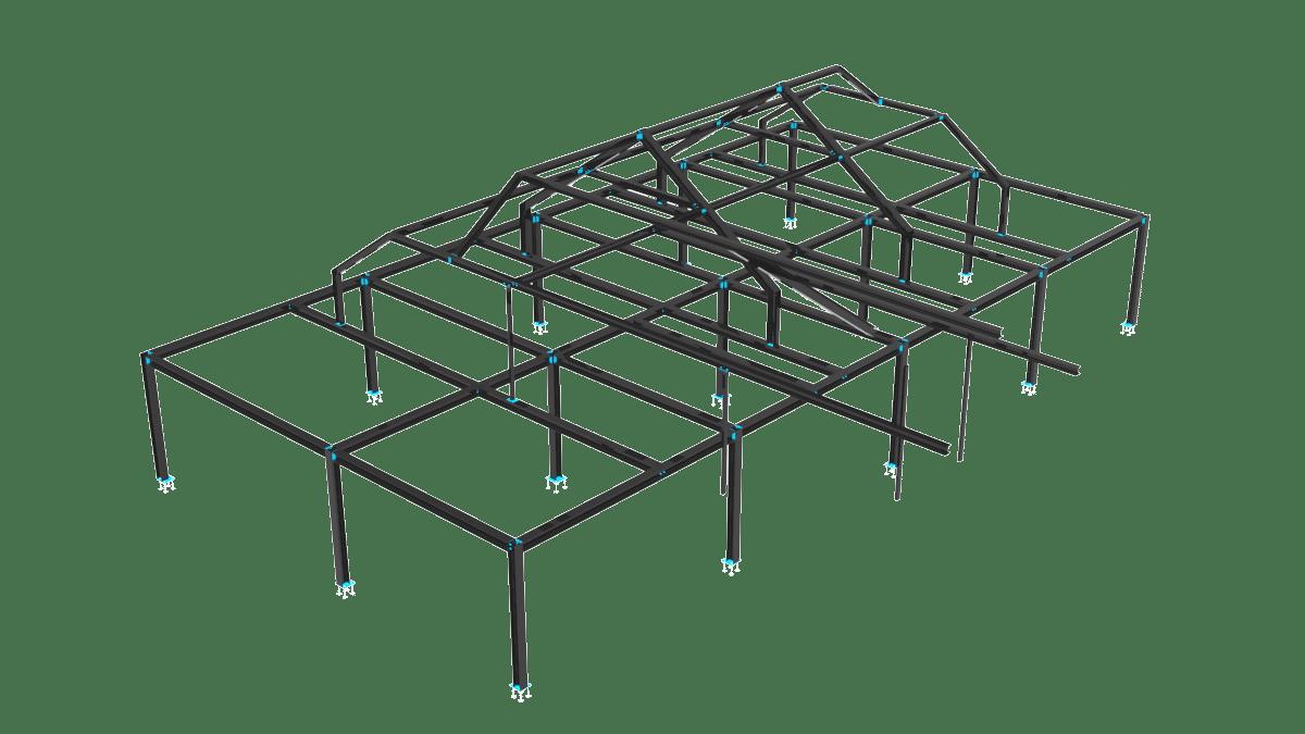 Structural Steel Drafting | Fabrication Drawings | Steel