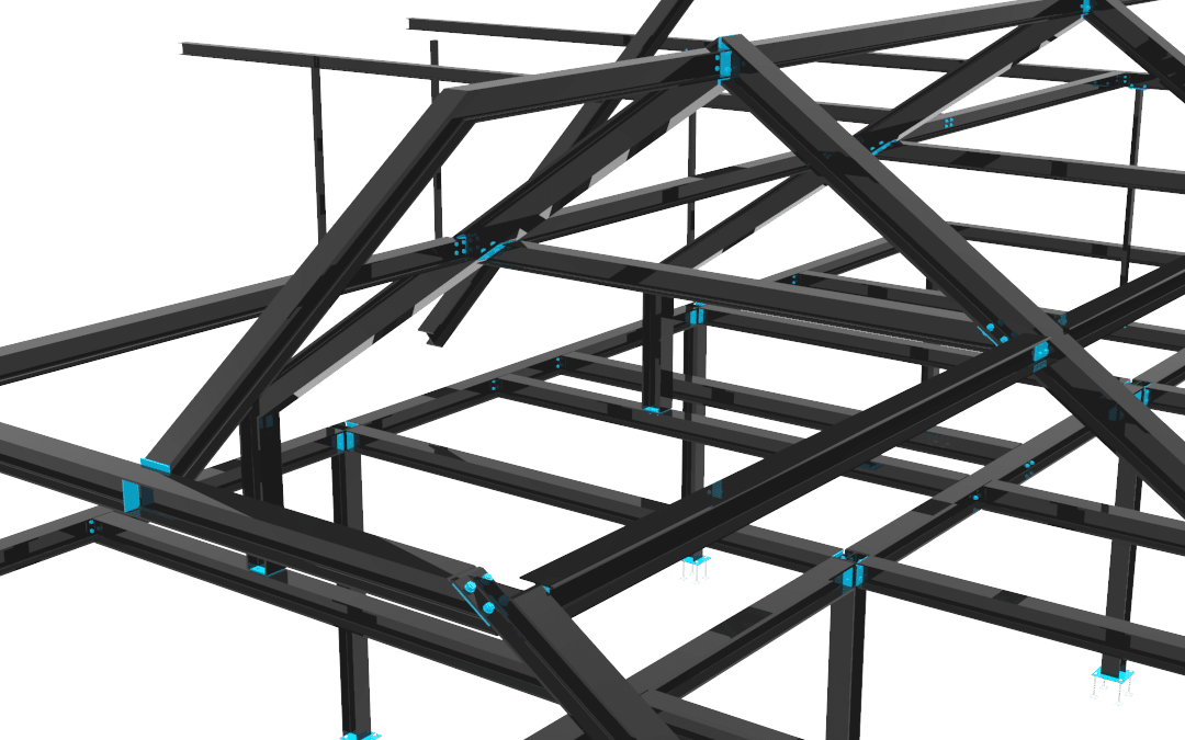 What is steel drafting and detailing?