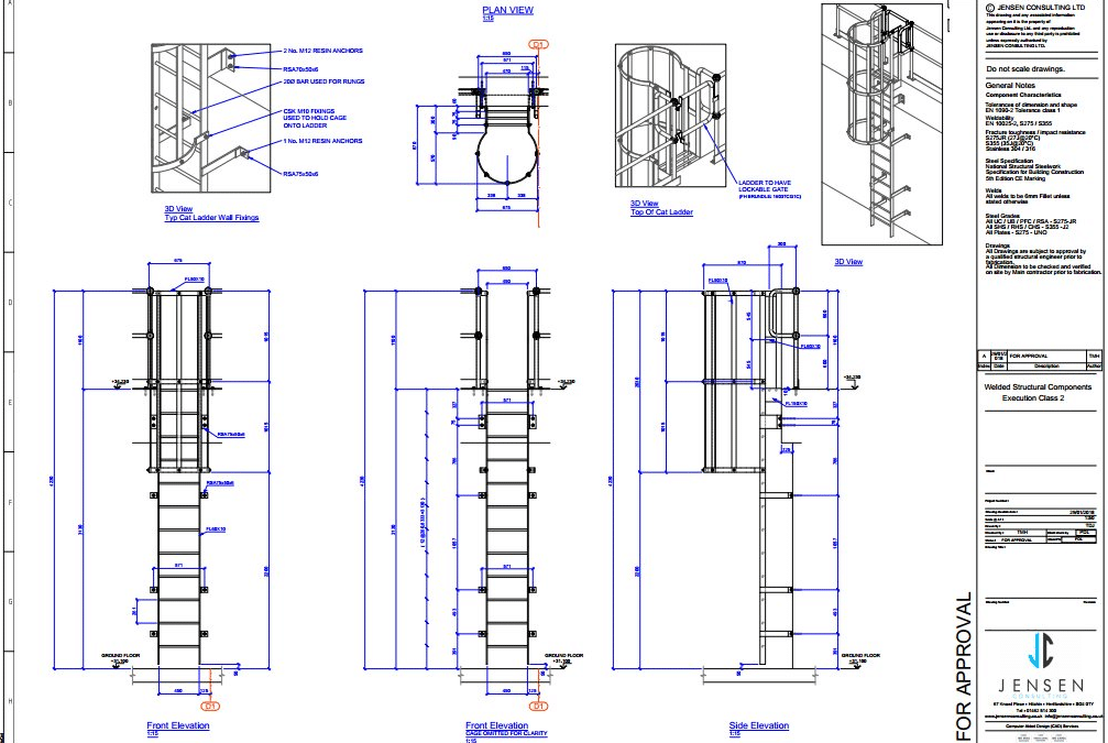How Tekla Structures improves business for steel detailing