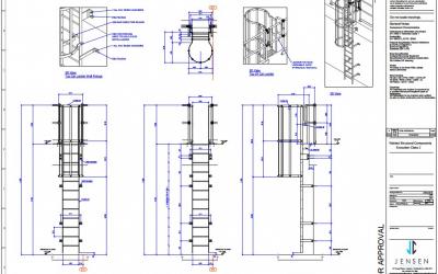 Tekla Drawing Services | Steel Detailing | Draughting